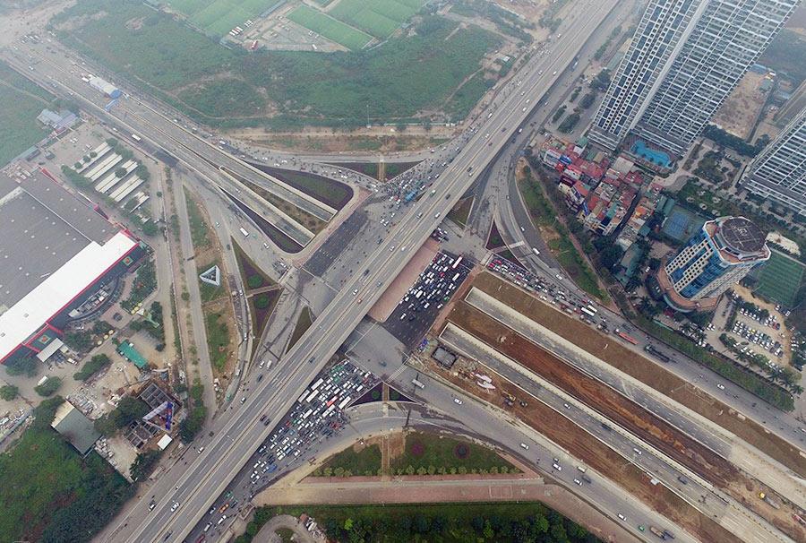Hồ sơ thiết kế kỹ thuật hầm chui Thanh Xuân - Hà Nội