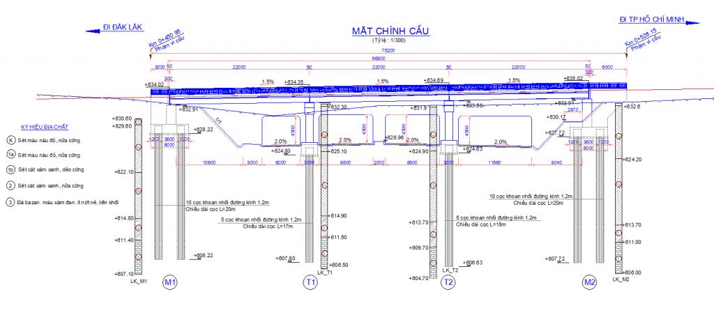 Hồ sơ thiết kế cầu dầm bản 22m- cầu QL14