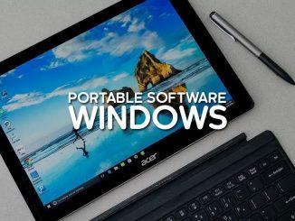 Các portable phần mềm hay dùng,  không cần cài đặt