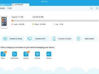 iMobie AnyTrans full crack - phần mềm chuyển dữ liệu từ iphone sang iphone