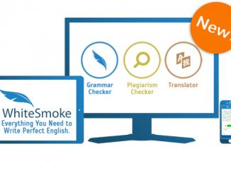 Portable WhiteSmoke Full - phần mềm kiểm tra chính tả tiếng Anh