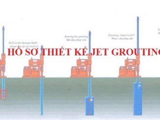 Tài liệu thiết kế và thi công jet-grouting