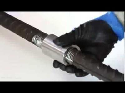 Video biện pháp nối thép bằng coupler