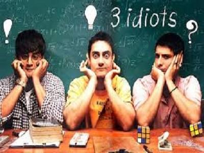 Ba chàng ngốc - bộ phim ý nghĩa về tình bạn