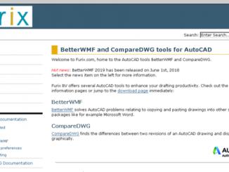 Phần mềm BetterWMF 2019 - hỗ trợ copy ảnh từ CAD sang word