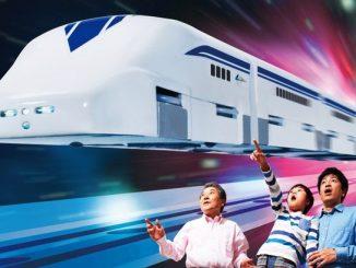 Vận tốc một số đường sắt tốc độ cao trên thế giới