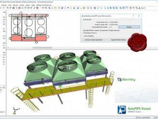 Phần mềm thiết kế bồn chứa AutoPIPE Vessel full version