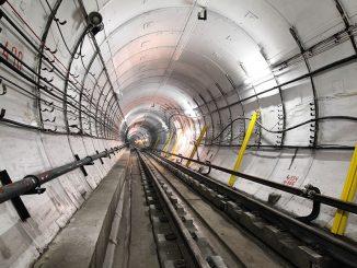 Bản đồ hệ thống tàu điện ngầm ở Moscow- LB Nga