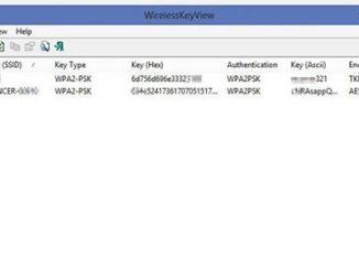 Cách xem lại mật khẩu wifi trên máy tính