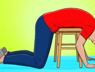 Cách để nhanh chóng giảm đau lưng khi phải ngồi cả ngày