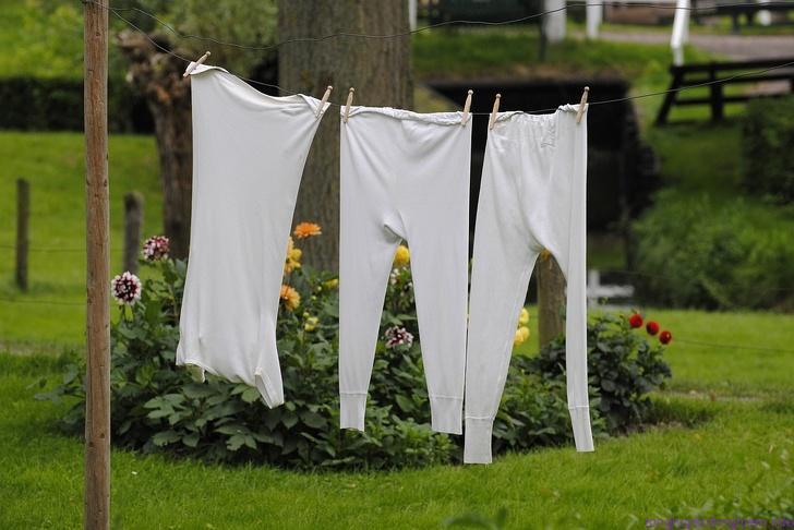 Cách làm sạch vết ố vàng trên quần áo mà không cần dùng hóa chất