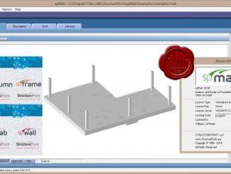 Bộ phần mềm StructurePoint Concrete Software - tính toán kết cấu bê tông và nền móng