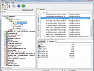 Easy Office Recovery 2.0 – Phần mềm lấy lại file Office đã xóa
