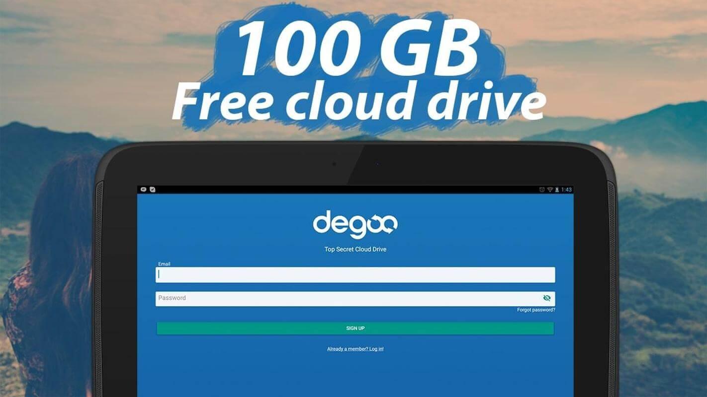 Top 2 dịch vụ lưu trữ file miễn phí dung lượng lớn nhất