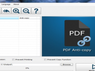 Phần mềm PDF Anti-Copy Pro 2.4.0.4 full version