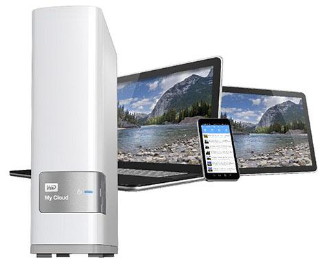 Ổ cứng mạng WD My Cloud - Giải pháp lưu trữ dữ liệu trực tuyến