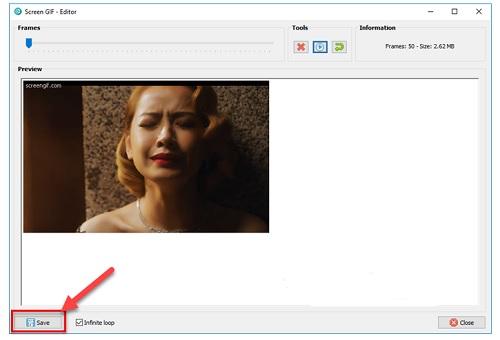 Phần mềm Screen To GIF 2.18 tạo ảnh động cực dễ