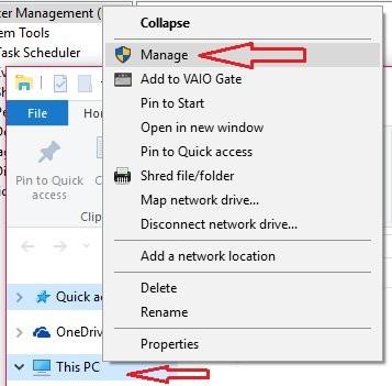 Tăng dung lượng ổ C trên Windows