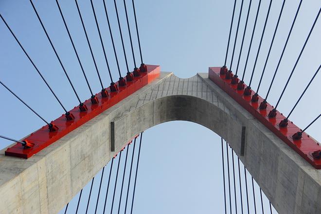 Hồ sơ thiết kế cầu Nhật Tân
