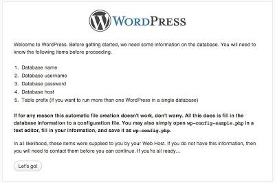 Hướng dẫn cài đặt Wordpress trên Buffalo Nas (phần 1)