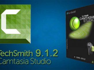 Phần mềm quay màn hình và chỉnh sửa video Camtasia Studio 9.1.2