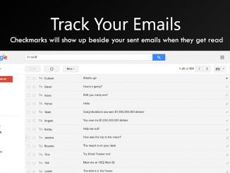 MailTracker- Ứng dụng giúp bạn theo dõi xem người nhận đã đọc mail hay chưa
