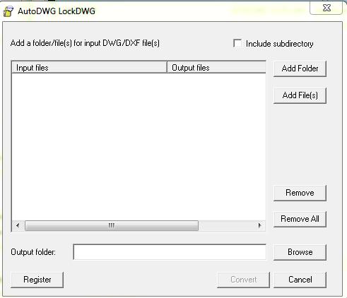 Phần mềm khóa file CAD không cho copy, sửa chữa