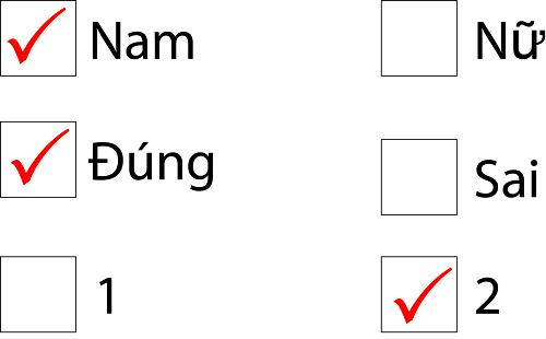 Word- Cách tạo ô có thể tích được trong văn bản