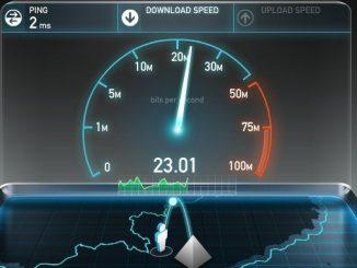 Hướng dẫn cách kiểm tra tốc độ internet