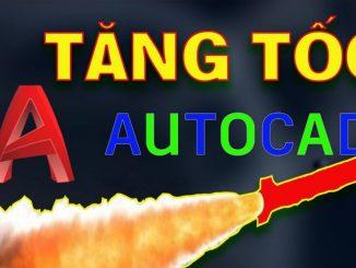 Tổng hợp 20 lệnh giúp tăng tốc Autocad