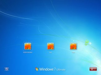 How to Make Windows 7 Show All Users at Logon Screen