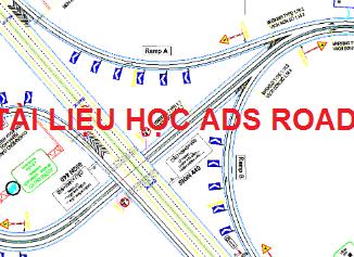 Tài liệu hướng dẫn sử dụng phần mềm ADS road-thiết kế đường