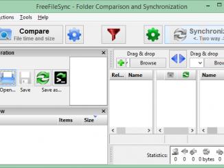 FreeFileSync- Phần mềm đồng bộ dữ liệu miễn phí