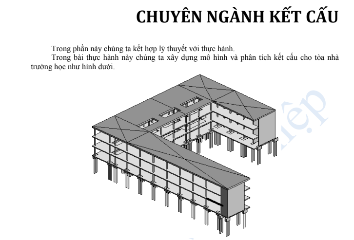 Tài liệu hướng dẫn revit structure