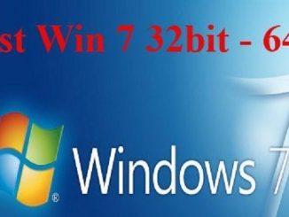 Ghost win 7 all main, đã cài đặt đủ phần mềm cần thiết