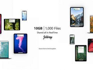 Jetdrop- Dịch vụ cho phép gửi tập tin lên tới 10G