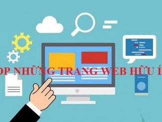 Tổng hợp những website hay và hữu ích