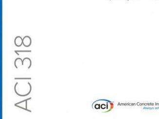 Tiêu chuẩn ACI 318 bản Tiếng Việt