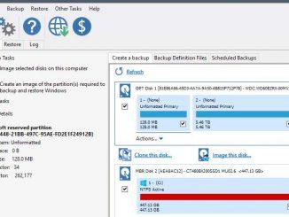 Macrium Reflect-Chuyển hệ điều hành Windows sang ổ cứng mới
