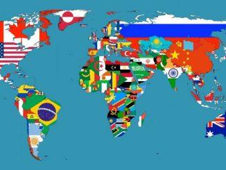 Trên thế giới hiện nay có bao nhiêu quốc gia?
