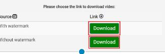 Cách tải video từ tiktok, xóa watermark