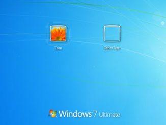 Cách để hiển thị hoặc ẩn tài khoản trên màn hình đăng nhập window