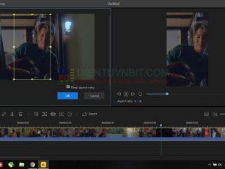 Phần mềm chỉnh sửa, biên tập video Beecut full version
