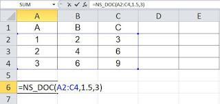 Code VBA nội suy một chiều hai chiều trong Excel