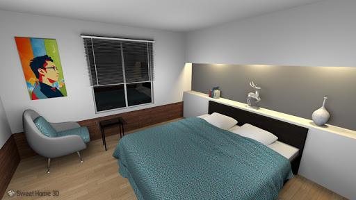 Sweet Home 3D - phần mềm thiết kế nội thất miễn phí