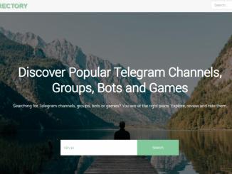 Cách tìm các group chat trên telegram, kể cả bí mật