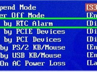 Cách hẹn giờ bật máy tính tự động